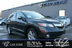 2013 Acura RDX Technology Package NAVI, LOADED