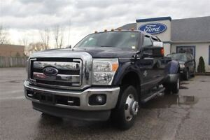 2012 Ford F-350 Lariat DUALLY 4X4 LEATHER DIESEL