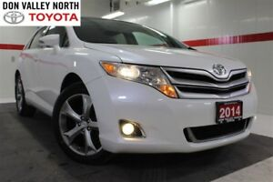 2014 Toyota Venza V6 Sunroof Btooth BU Camera