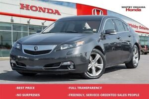 2013 Acura TL SH-AWD Technology Package | Automatic