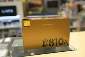Nikon D810A (Astro) -Brand-New-Unopened