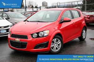 2016 Chevrolet Sonic LT Auto Heated Seats and Backup Camera