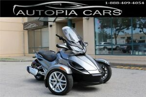 CAN AM Spyder SUPER CLEAN/FINANCING AVAILABLE