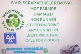 WANTED CARS AND VANS MANCHESTER SCRAP MY CAR MANCHESTER NON RUNNER MOT FAILER ANY CONDITION