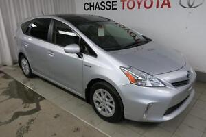 2012 Toyota Prius V Gr. Luxe Cuir + Toit