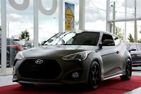 2013 Hyundai Veloster Turbo w/Colour Pack MAN. TOIT PANO CUIR GP