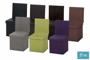 Brand NEW Storage Ottomans! Call709-634-1001!