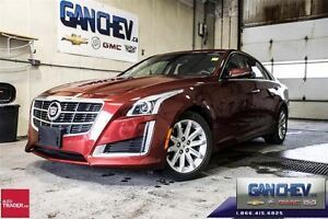 2014 Cadillac CTS RWD Kingston Kingston Area image 1