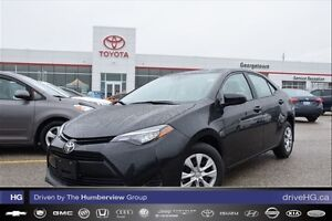 2017 Toyota Corolla Special purchase CE (new vehicle)