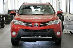 2014 Toyota RAV4 LOADED LIMITED TECH PACKAGE London Ontario image 2