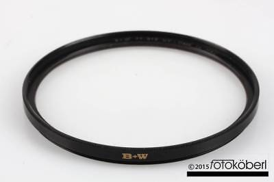 B&W UV Filter 1x / Durchmesser 77mm gebraucht kaufen  Versand nach Germany