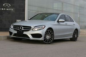 2015 Mercedes-Benz C-Class Base C400 4MATIC.PREMIUM PACKAGE