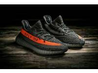 Yeezy Boost 350 V2 Adidas (Space Grey/Beluga/Solar Red)(OPEN TO OFFERS) adidas