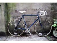 DAWES, 23 inch, 59 cm, Reynolds 531, vintage racer racing road bike, 12 speed