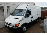 IVECO Daily 2000 - Panel Van/ 110629 miles / Recently Fully Serviced with 1 year of MOT
