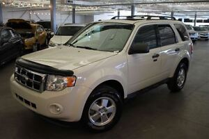 2012 Ford Escape XLT 4D Util FWD 4cyl 5sp