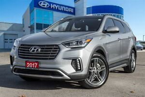 2017 Hyundai Santa Fe XL LTD, 7 PASS, BLUETOOTH, BLINDSPOT DETEC