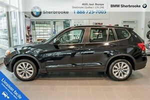 2013 BMW X3 Xdrive28i  CUIR-TOIT PANORAMIQUE