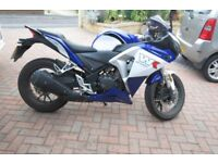 250cc Sports Bike WK. Excellent condition. Low miles