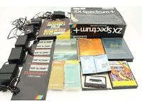 Sinclair ZX Spectrum And Boxed Extras