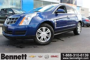 2012 Cadillac SRX Luxury Collection AWD - Remote start, and heat