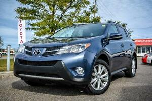 Toyota RAV4 Limit  2013