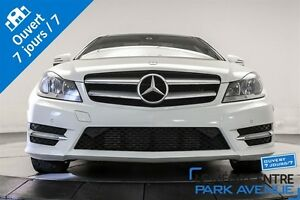 2012 Mercedes-Benz C250 COUPE NAVIGATION