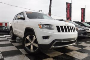 2015 Jeep Grand Cherokee Limited | Fully Loaded | Navigation | 4