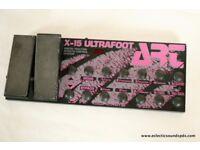 ART Mulitverb Alpha SE and art x15 midi foot controller