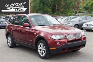 2009 BMW X3 xDrive30i /CarProof Available