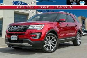 2016 Ford Explorer FORD COMPANY DEMO, DUAL ROOF, TOW PKG!