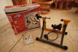 Elite Mag Elastogel Bike Trainer