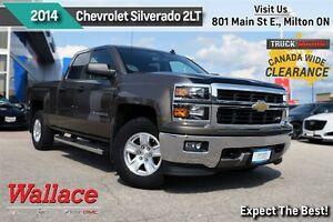 2014 Chevrolet Silverado 1500 2LT/1-OWNER/ACCIDENT-FREE/Z71/4WD/
