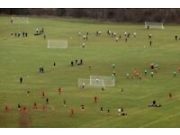 WANTED - GK/Outfield player Sunday league football - Hackney Marshes - Sunday 10.30