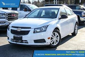2012 Chevrolet Cruze LS Satellite Radio and Air Conditioning