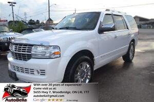 2011 Lincoln Navigator Ultimate Navigation NO ACCIDENT