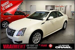 2012 Cadillac CTS TOIT OUVRANT - DEMARREUR