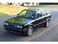 1988 BMW E30 320i 2dr, Black, 2 Owners, Full History. Swaps and PX welcome.