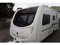 Bessacarr Cameo 525 3/4 berth caravan 2012 MOTOR MOVER, AWNING, Bargain !!
