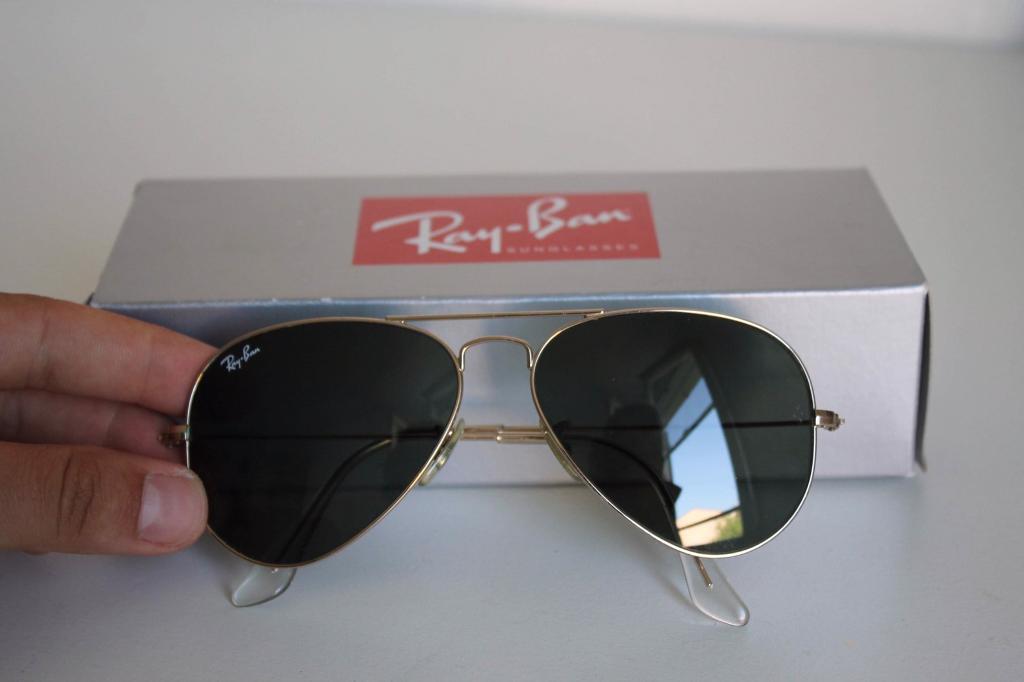 0c595ffaa5ae Ray-ban aviator RB3025 W3234