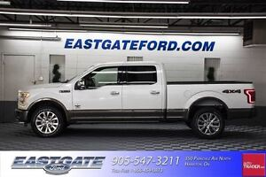 2016 Ford F-150 King Ranch-Executive Unit-All Programs Apply