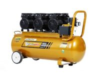 AIR COMPRESSOR Aflatek SILENT 80-3 EXC