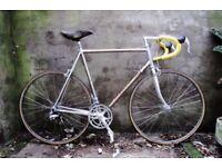 PEUGEOT VITUS 979. 23.5 inch, 60 cm. Lighter than 531. Vintage racer racing road bike, Campagnolo