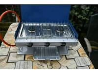 Camping chef stove