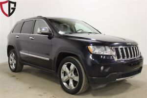 2011 Jeep Grand Cherokee Limited -  Leather| Sunroof| Remote sta