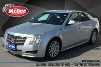 2010 Cadillac CTS Luxury Collection AWD, 3.0L, Leather, Bose Aud