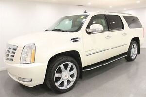 2013 Cadillac Escalade ESV Leather| Sunroof| Captians| PST Paid Regina Regina Area image 3
