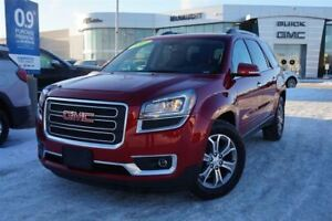 2014 GMC Acadia SLT | Dual Sunroof | Nav | Heated Seats