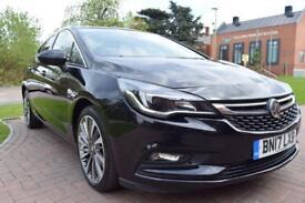 Vauxhall Astra Elite 1.6 CDTI Biturbo low mileage