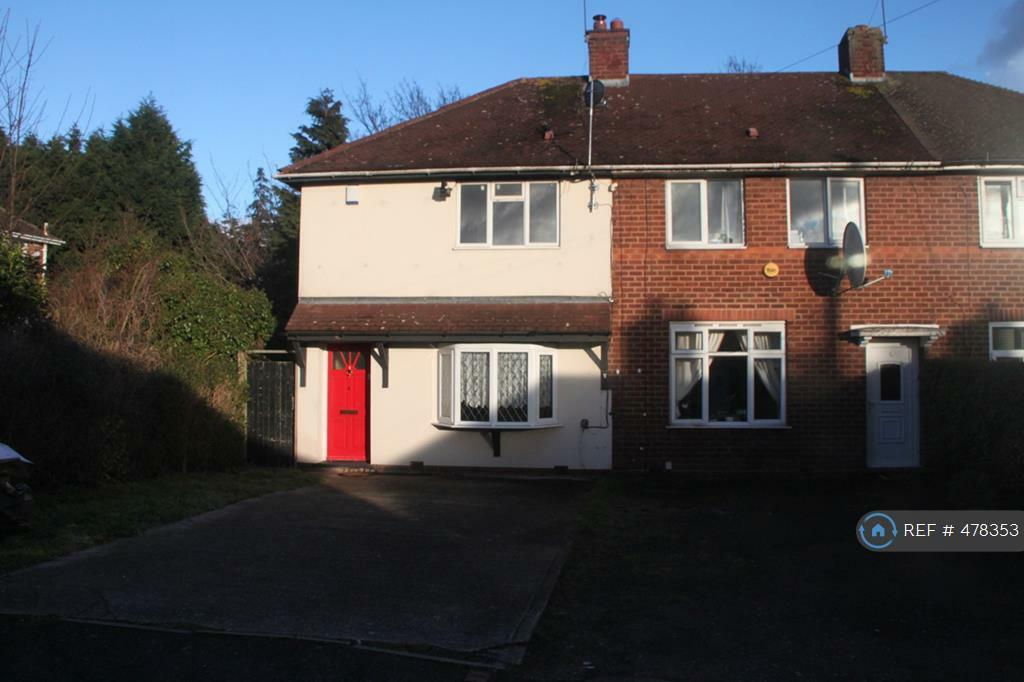 3 Bedroom House In Hailsham Road Birmingham B23 3 Bed